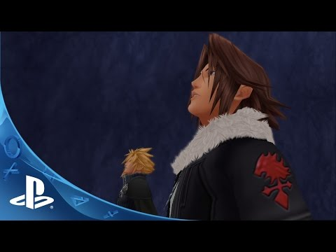 KINGDOM HEARTS HD 2.5 ReMIX -- Final Fantasy Worlds Connect Trailer | PS3