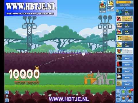 Angry Birds Friends Tournament Level 1 Week 90 (tournament 1) no power-ups