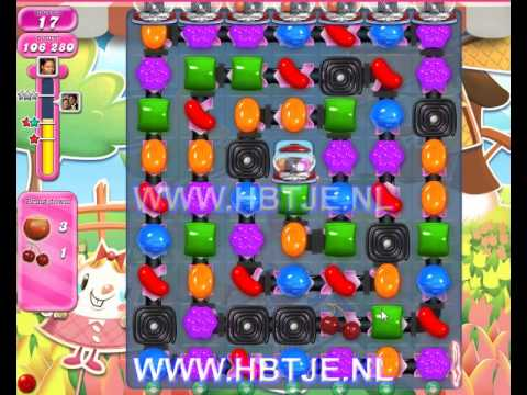 Candy Crush Saga level 600