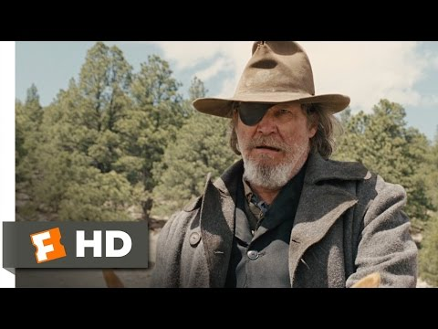 True Grit (5/9) Movie CLIP - Shooting Contest (2010) HD