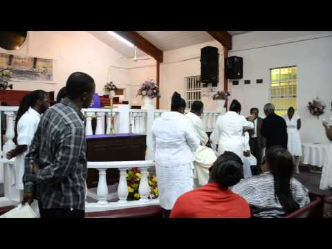 APOSTLE GREG WRIGHT IN NASSUA BAHAMAS DEC 8 2013