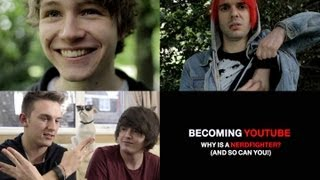 Why is a Nerdfighter? (And So Can You!) | BECOMING YOUTUBE | Video #5