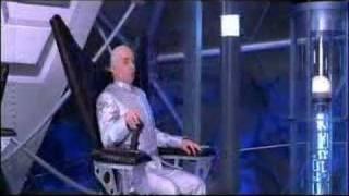 Dr. Evil Possessed Chair