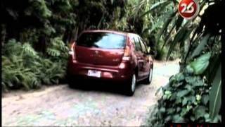 Test Renault Sandero (2da Generación)