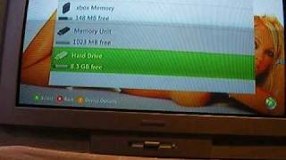 How To Use Usb Hard Drive On Xbox 360