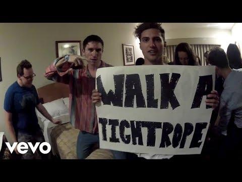 WALK THE MOON - Tightrope (WALK THE MOON presents 7in7)