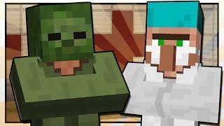Minecraft | THE HOSPITAL MISSION | Custom Mod Adventure
