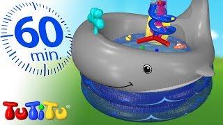 TuTiTu Specials | Bathtime | Toys For Toddlers | 1 HOUR Special