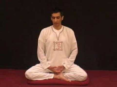 Guided Zen Buddhist Meditation Method