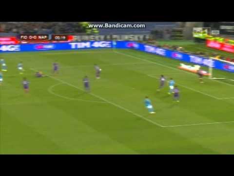 Fiorentina 1-3 Napoli