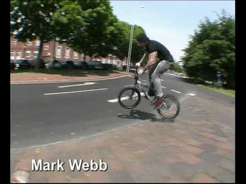 MARK WEBB & ALEX COLEBORN ~ TOTAL BMX