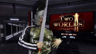 Two Worlds II Review - Angry Joe view on youtube.com tube online.