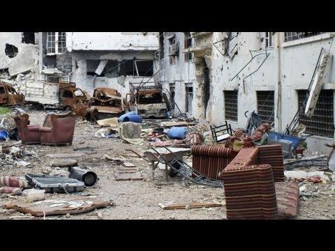 Σύγχυση για τα πλήγματα στο συριακό έδαφος