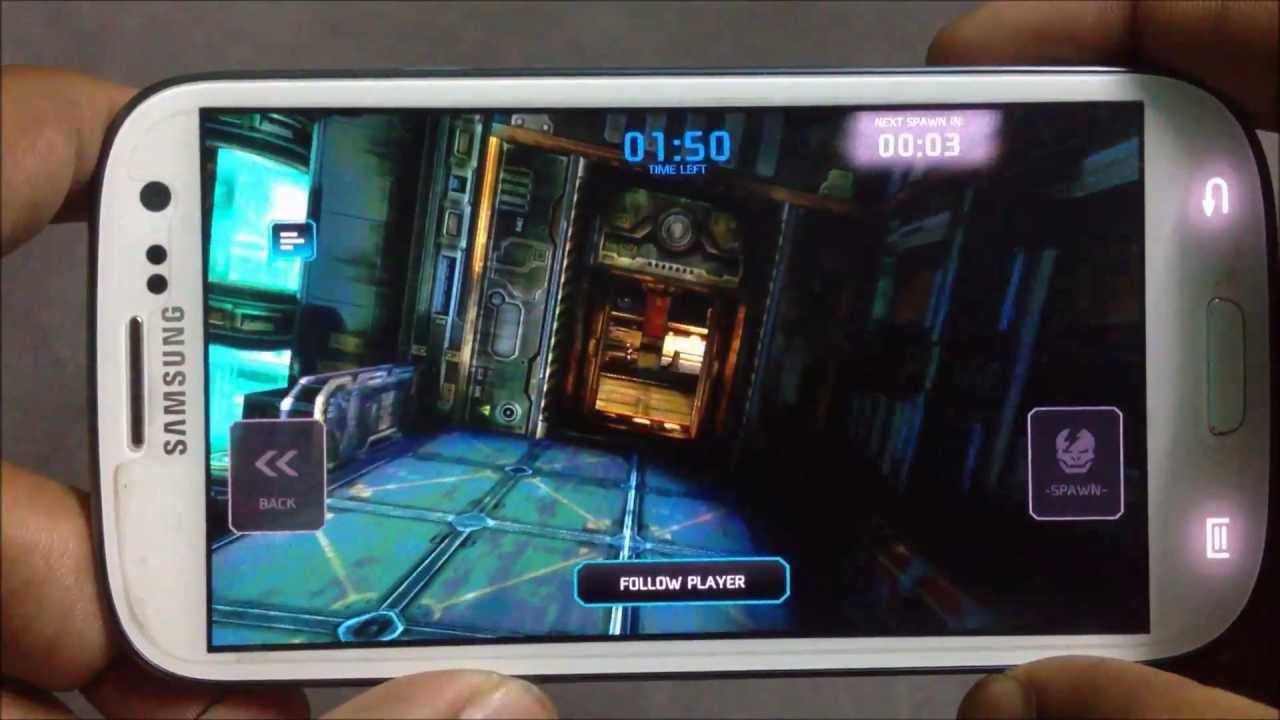 top 5 android games hd 2013