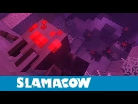 ''Spider Encounter'' - Minecraft Animation - Slamacow