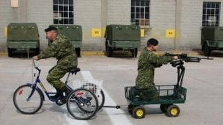 Vojenské faily
