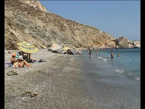 Παραλίες της Φολεγάνδρου