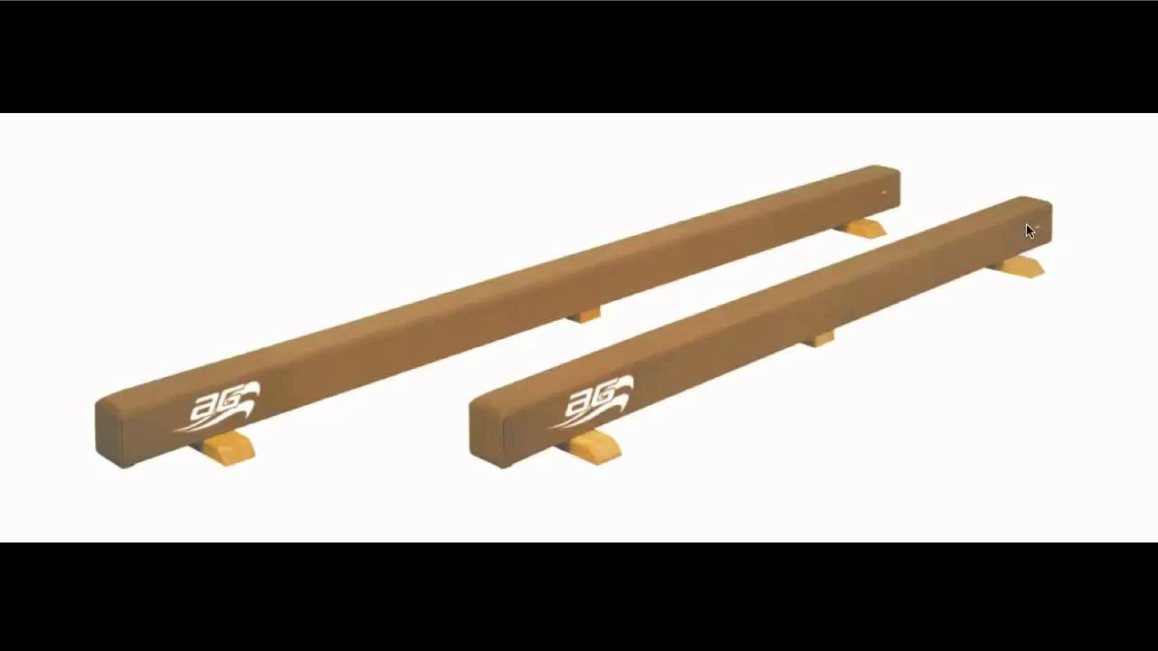 Choosing the best balance beam for home use youtube for Beams for home