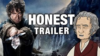 Honest Trailers - The Hobbit: The Battle of the Five Armies (feat. HISHE)