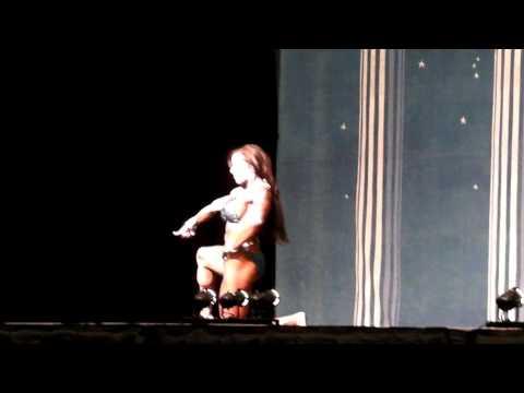 Marina Lopez-- Competitor No 8 - Women's Physique - Orlando Europa Show of Champions 2012
