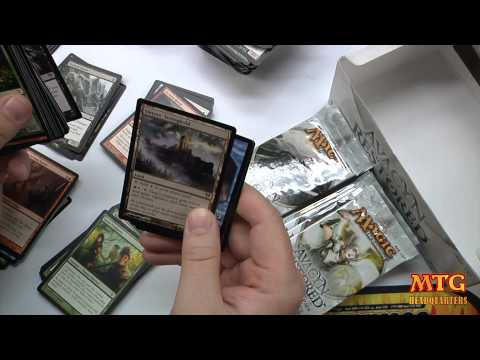 MTG Avacyn Restored Booster Box Opening #1