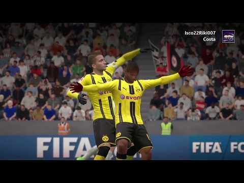 FIFA 17 - Best goals of the week 2