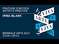 Biennale Arte 2017 - Irma Blank