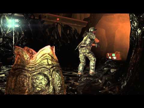 Aliens: Colonial Marines — kick-ass-трейлер