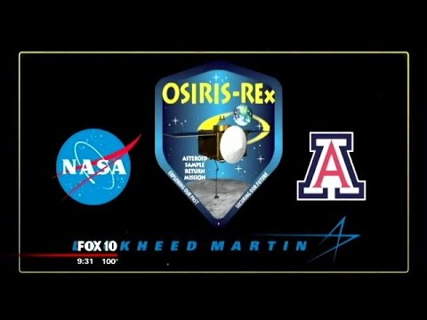 Arizona team plans mission to investigate asteroid