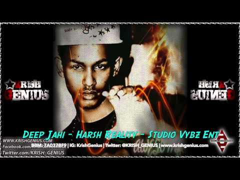 Deep Jahi – Harsh Reality – April 2014 | Reggae, Dancehall, Bashment
