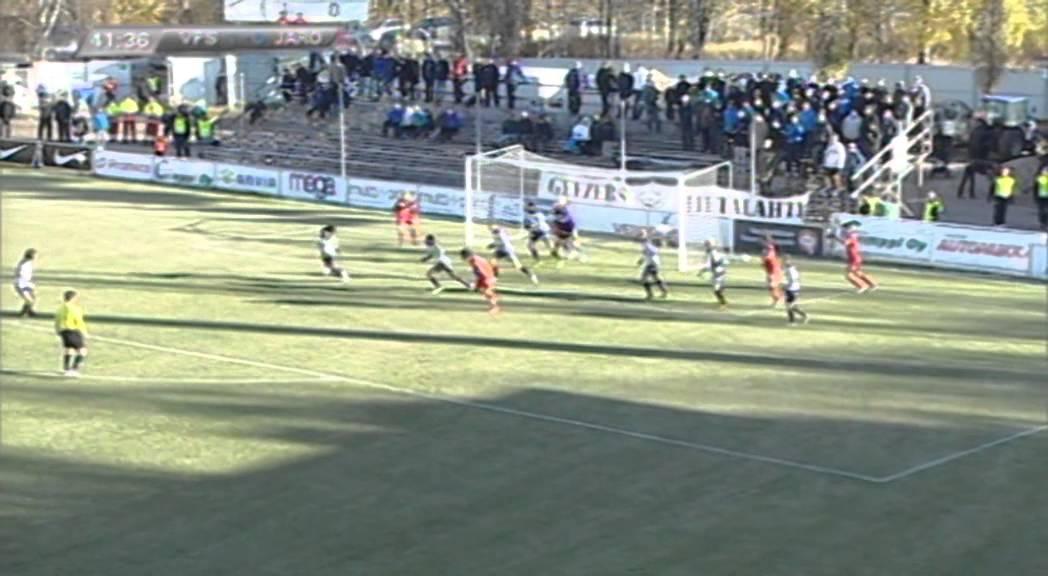 Vaasa VPS 3-0 Jaro