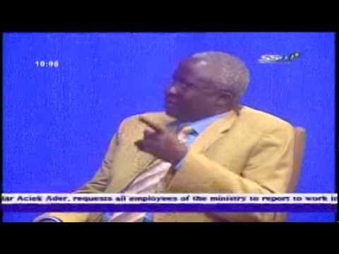 interview with Atem Garang abour Riek Mashar Coup attempts - South Sudan