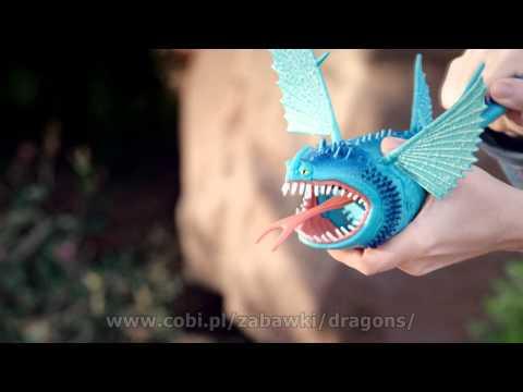 Dragons  - Smoki - Jak wytresować smoka 2 (30s)