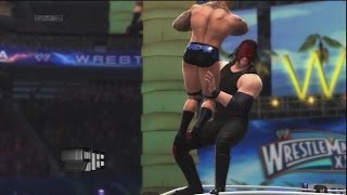 WWE 2K14 Creations Special Finisher How To Make Kane's Top