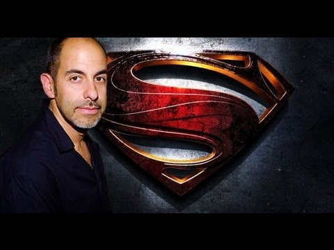 David Goyer Discusses MAN OF STEEL & Decision To Have Superman Kill Zod- AMC Movie News