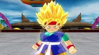 Dragon Ball Z Budokai Tenkaichi 3 Version Latino *Goku Jr