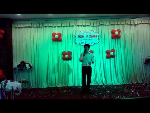Dương Cảnh hát cực hay trong đám cưới người yêu cũ