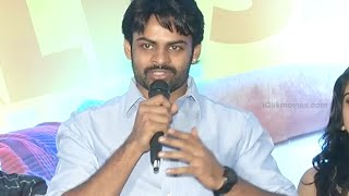 Subramanyam-For-Sale-Movie-Press-Meet-Video---Sai-Dharam-Tej--Regina