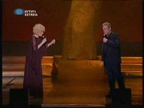 Simone de Oliveira e Vitor de Sousa - Adeus Palavras Gastas