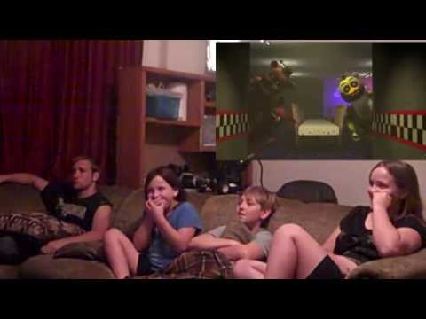 Sonic in Five Nights at Freddy's Reaction