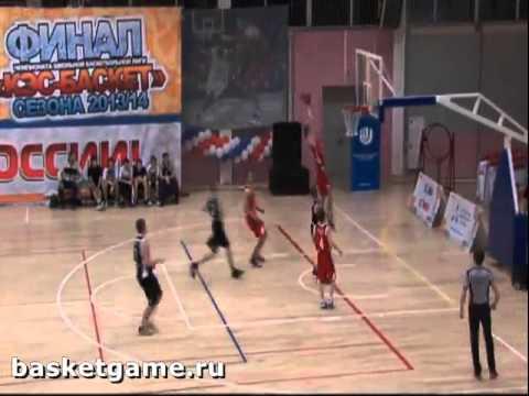 Владивостоке стартовал кэс баскет