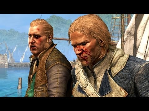 Assassin's Creed 4 And My Sugar? 100% Sync PC Walkthrough Ep 4