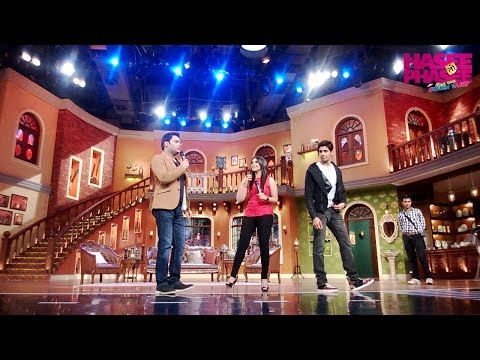 Hasee Toh Phasee stars on the sets of Comdey Nights with Kapil - 2