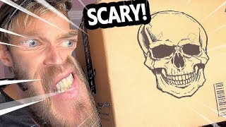 (Very Scary) Buying and Opening a Real Dark Web Mystery Box! **Cursed**