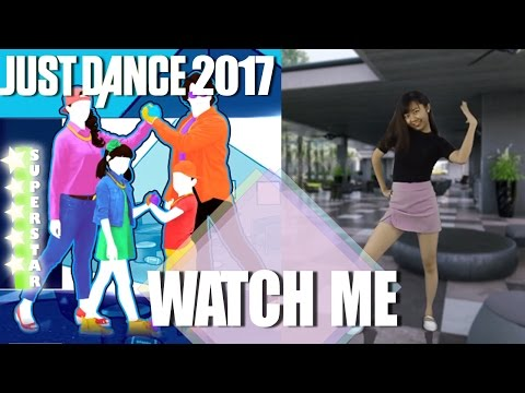 Just Dance 2017: Watch Me (Whip/Nae Nae) - Silentó (Family Battle Version) | Fanmade Video