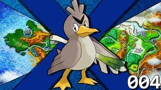 Pokémon X - Part 4: Route 5 - Quacklin' For President