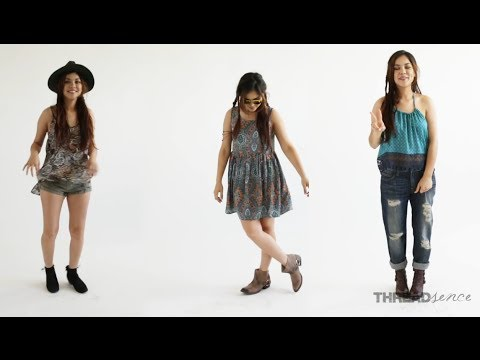 Lyssen Up: Music Festival Outfits!