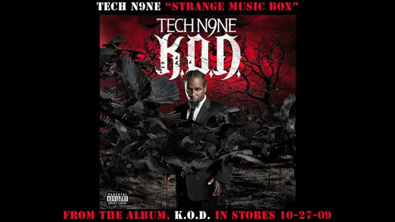KOD Tech N9ne Strange Music Box