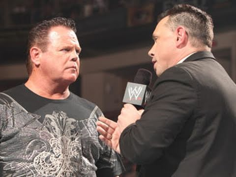 Raw: Jerry Lawler challenges Cole to a match at WrestleMania
