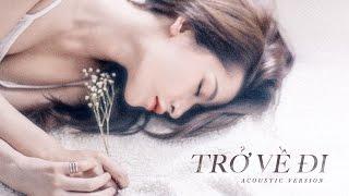 Chi Pu (치푸) - Trở Về Đi (Acoustic) | OST Tỉnh Giấc Tôi Thấy Mình Trong Ai
